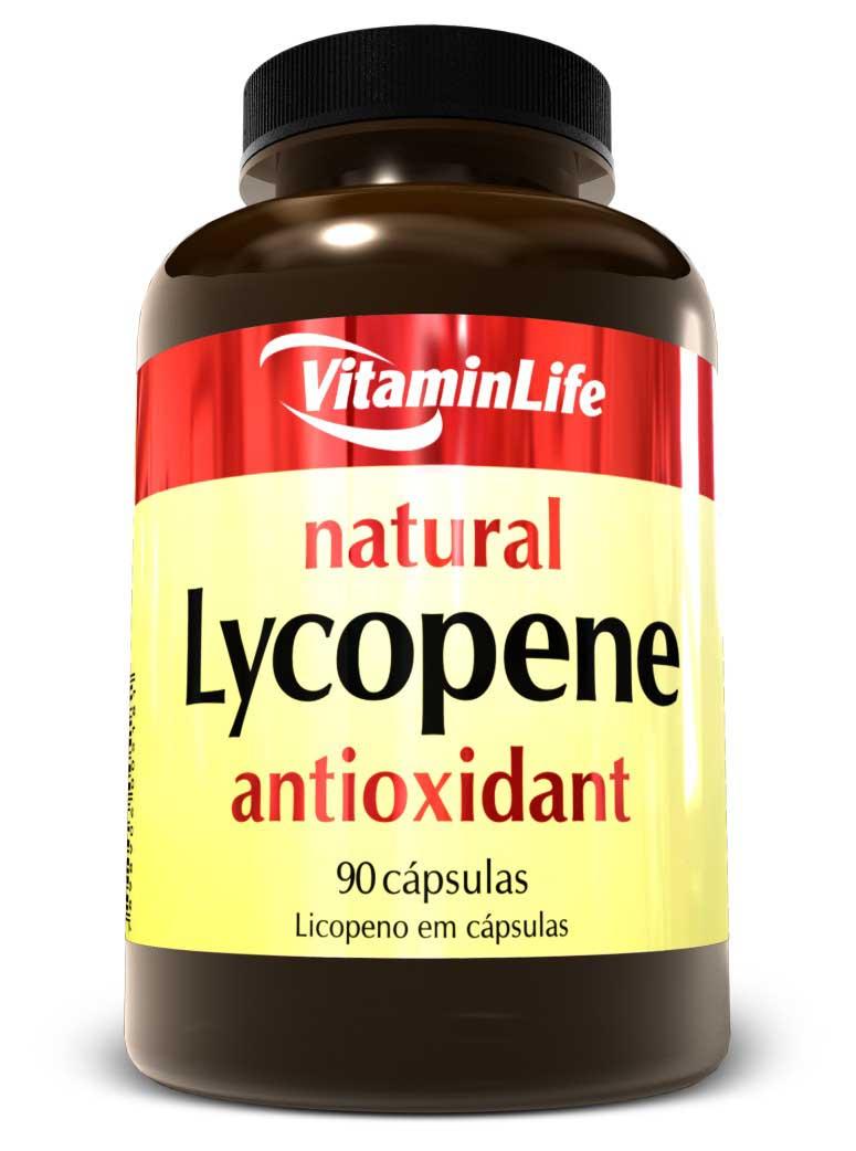 """CAPSULAS LYCOPENE """"60"""" (VitaminLife)"""