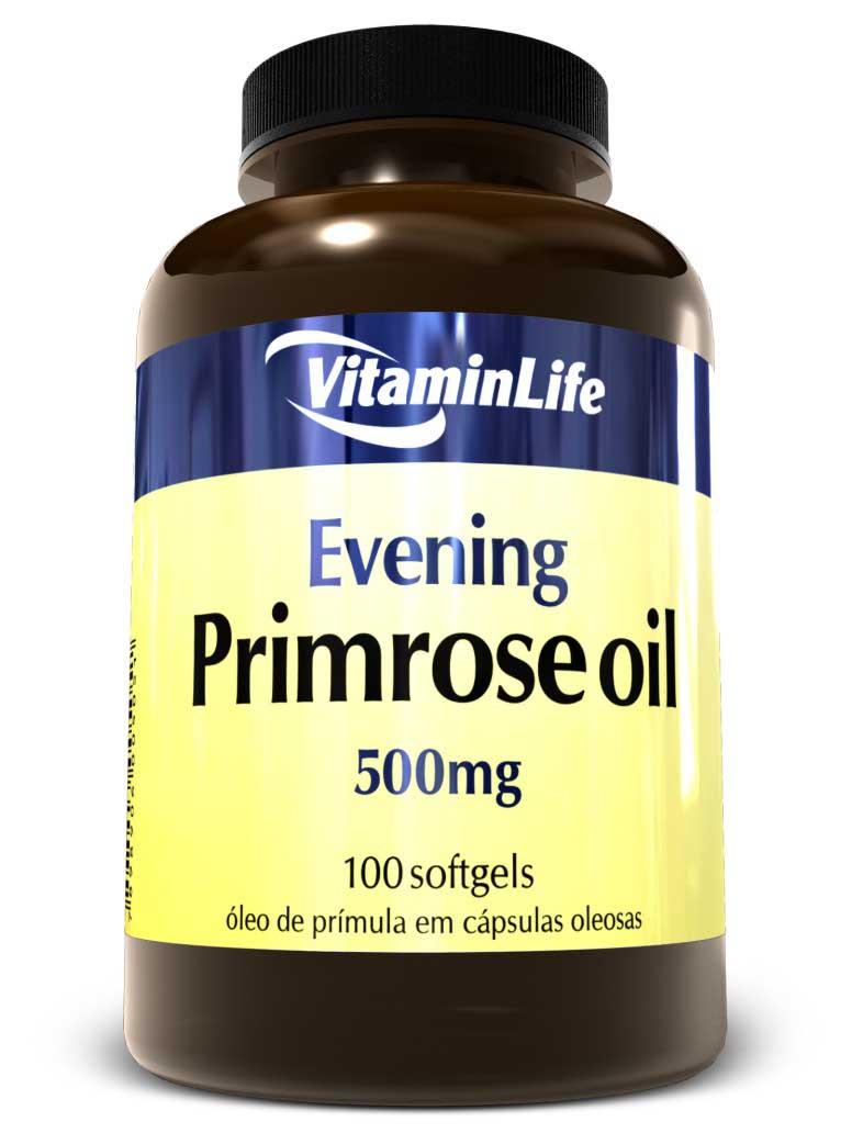 CAPSULAS OLEO DE PRIMULA 100X500mg (VitaminLife)