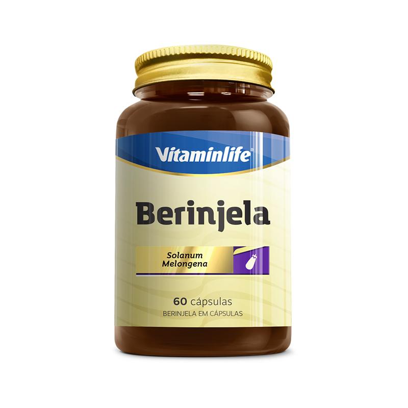 CAPSULAS BERINJELA 60CAPS (VitaminLife)