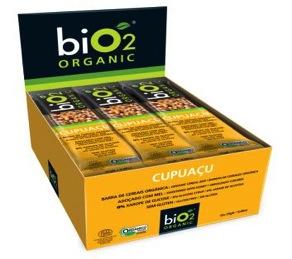 biO2 Organic Cupuaçu 12 X 25g