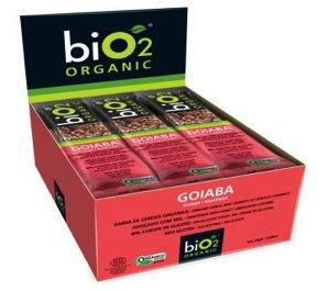 biO2 Organic Goiaba 12 X 25g