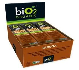 biO2 Organic Quinoa 12 X 25g