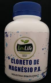 CLORETO DE MAGNÉSIO POTE 66G (LEVLIFE)