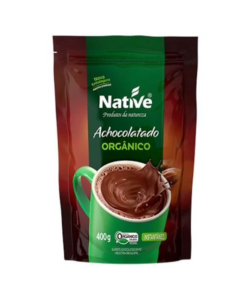 ACHOCOLATADO ORGANICO POUCH 400g (Native)