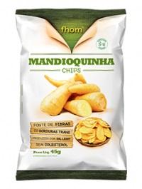 CHIPS MANDIOQUINHA FHOM 20X45gs