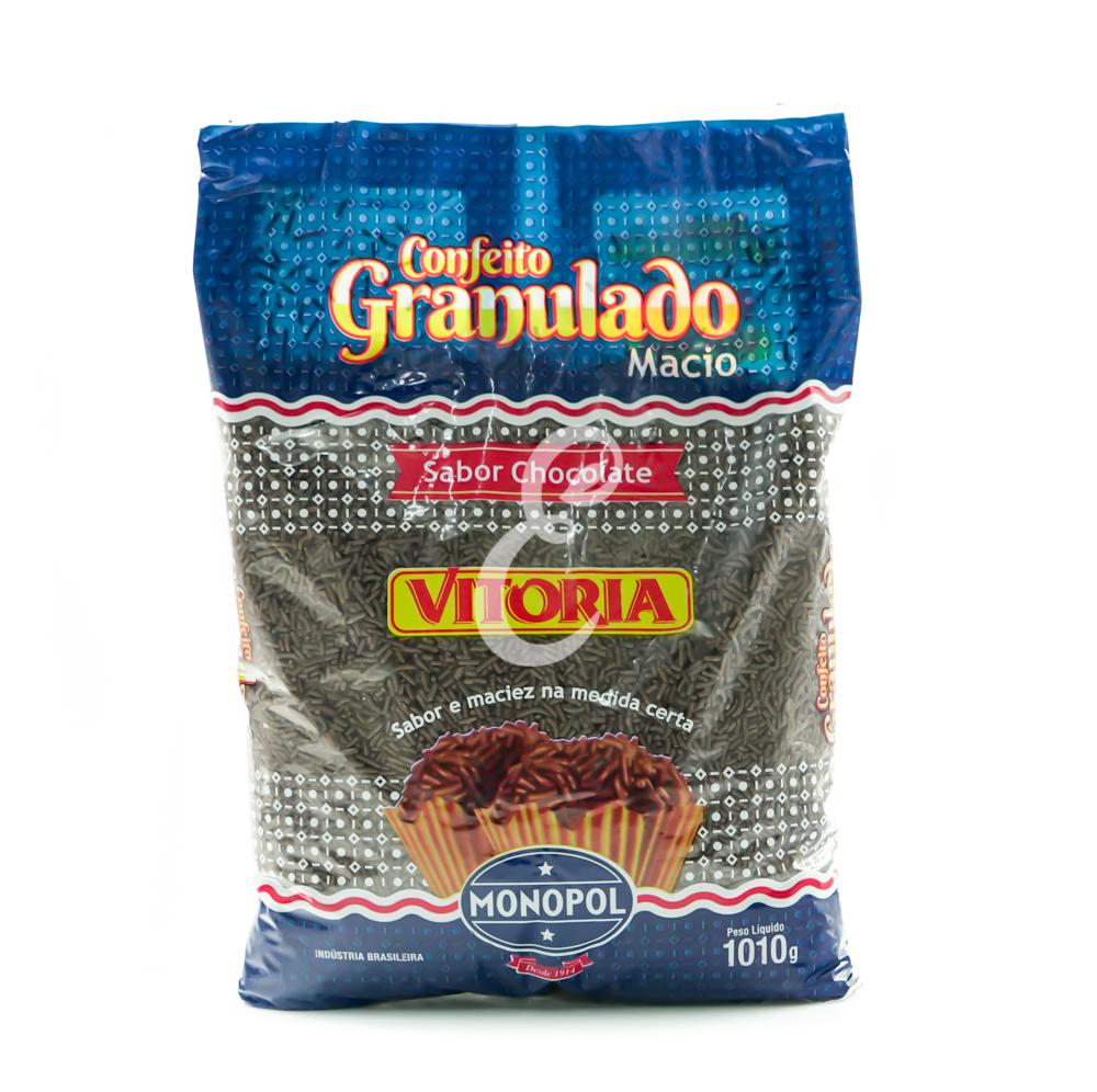 CHOCOLATE GRANULADO MACIO VITORIA