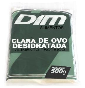 ALBUMINA DIM (CLARA DE OVO DESIDRATADA)