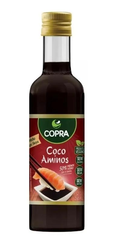 COCO AMINOS 250ML (shoyu)