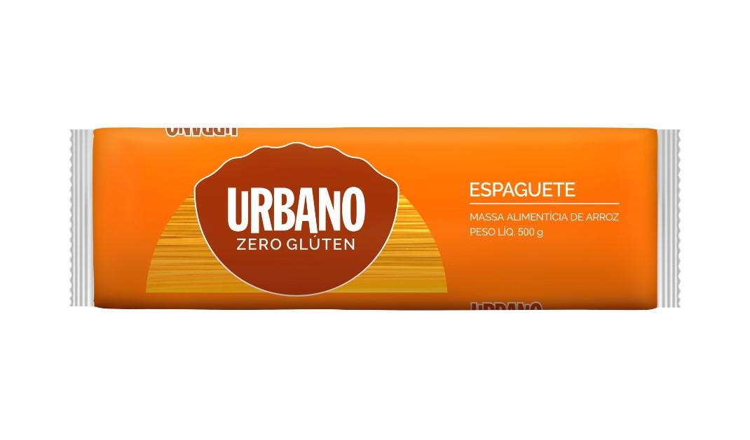 MACARRAO ARROZ ESPAGUETE URBANO 500g
