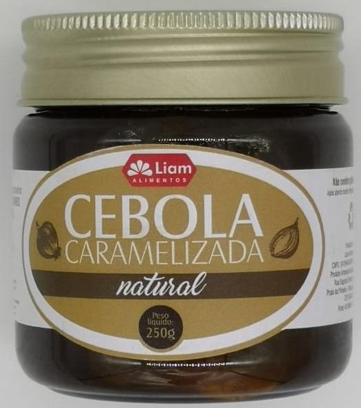 CEBOLA CARAMELIZADA NATURAL 250g
