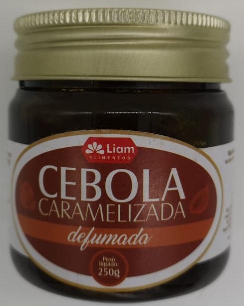 CEBOLA CARAMELIZADA DEFUMADA 250g