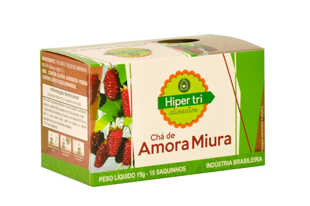 CHA AMORA MIURA SACHES 15X1g