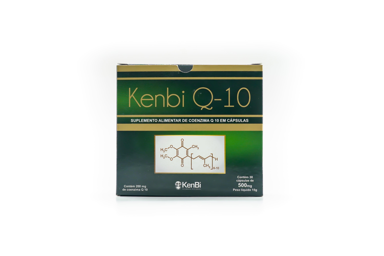 CAPSULAS Q10 KENBI 30 (caps)
