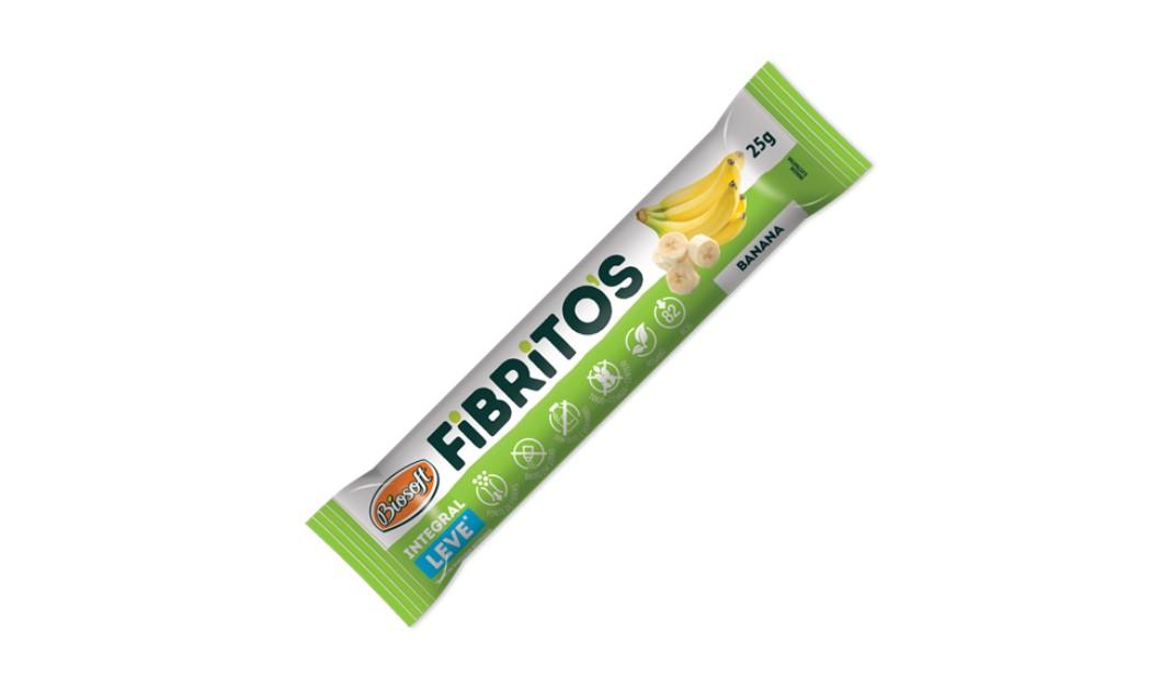 FIBRITOS BANANA LEVE 25g (biosoft)