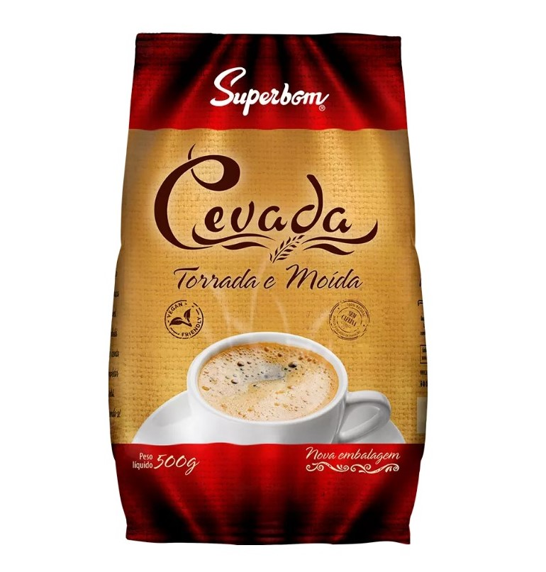 CEVADA (CAFE) 500G (SUPERBOM)